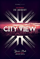 City View Flyer Template
