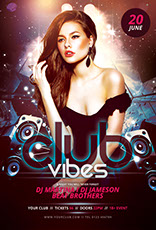 Club Vibes Flyer Template