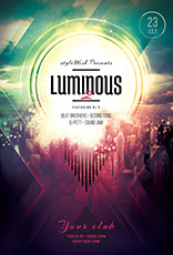 Luminous 2 Flyer