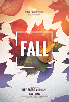 ... Template Fall Flyer Template