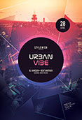 Urban Vibe Flyer Template